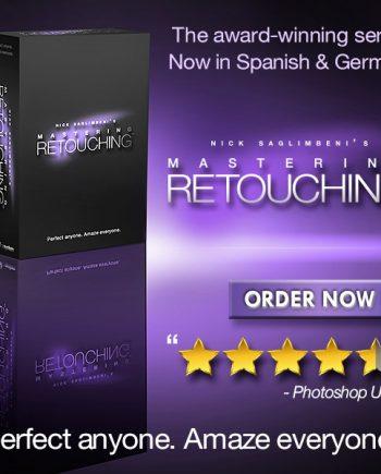 mastering retouching