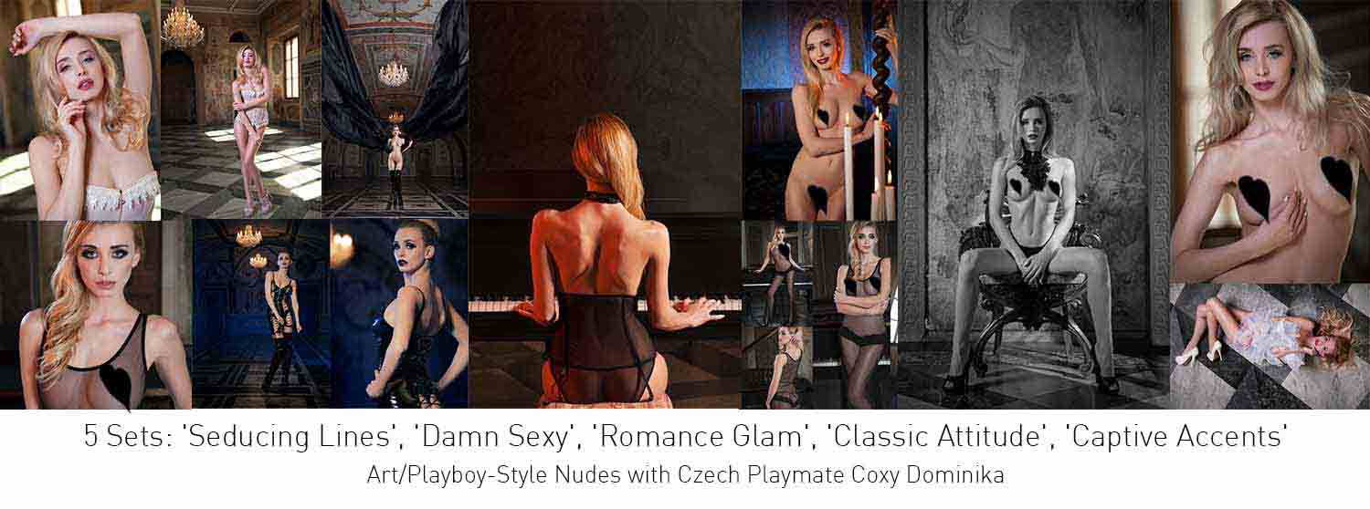 nude photography banner