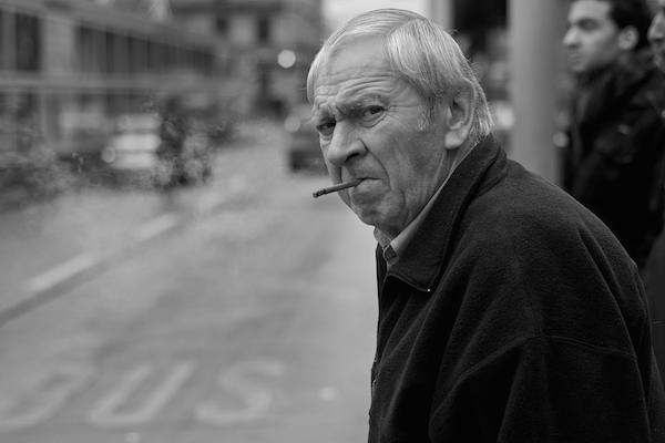 famous street photographer