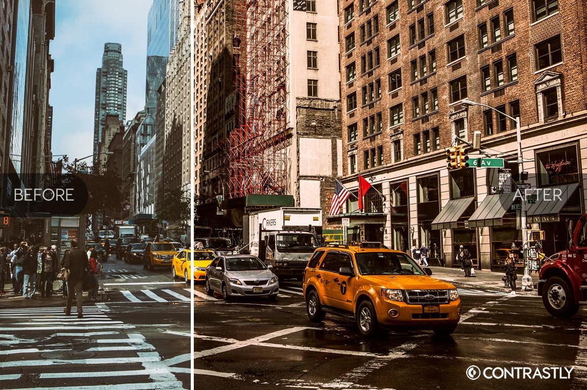street photography presets - 3