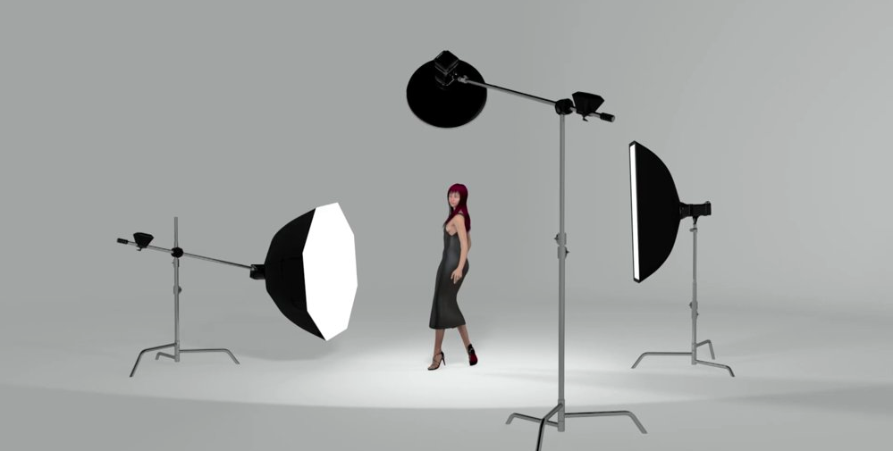 fashion photography lighting