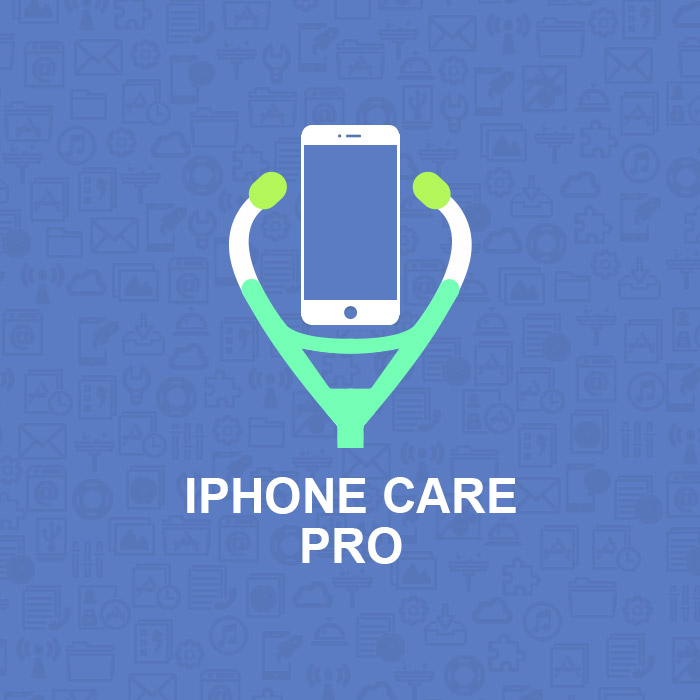 iPhone Care Pro - banner