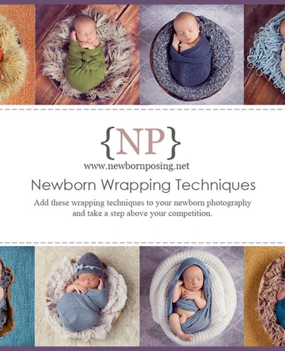 newborn baby swaddle - 1