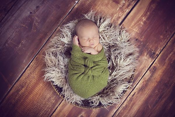 newborn baby swaddle - 2