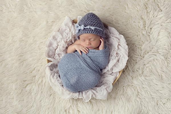 newborn baby swaddle - 3