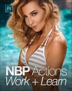 photoshop retouching actions banner new