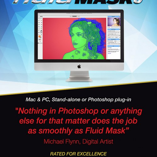 Fluid Mask 3: The #1 Image Masking Software