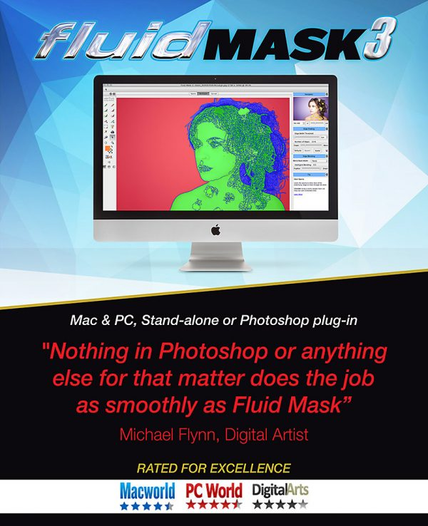 Fluid Mask Photoshop Plugin | Best Masking Software for Photoshop