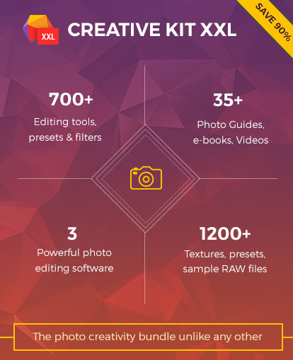 complete photography bundle - 1
