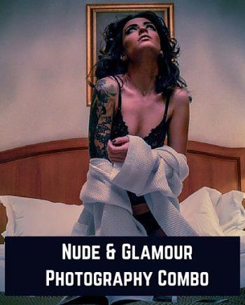 glamour boudoir photography - 1