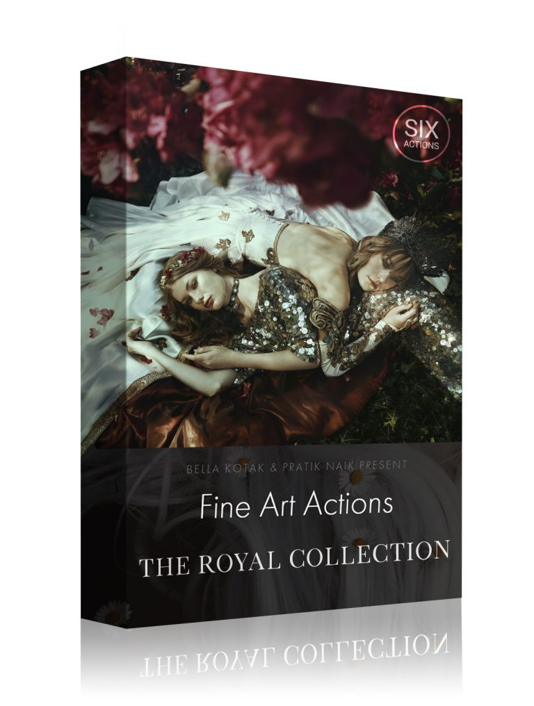 fine art photoshop actions