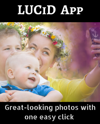 photo editor software lucid app athentech fb banner