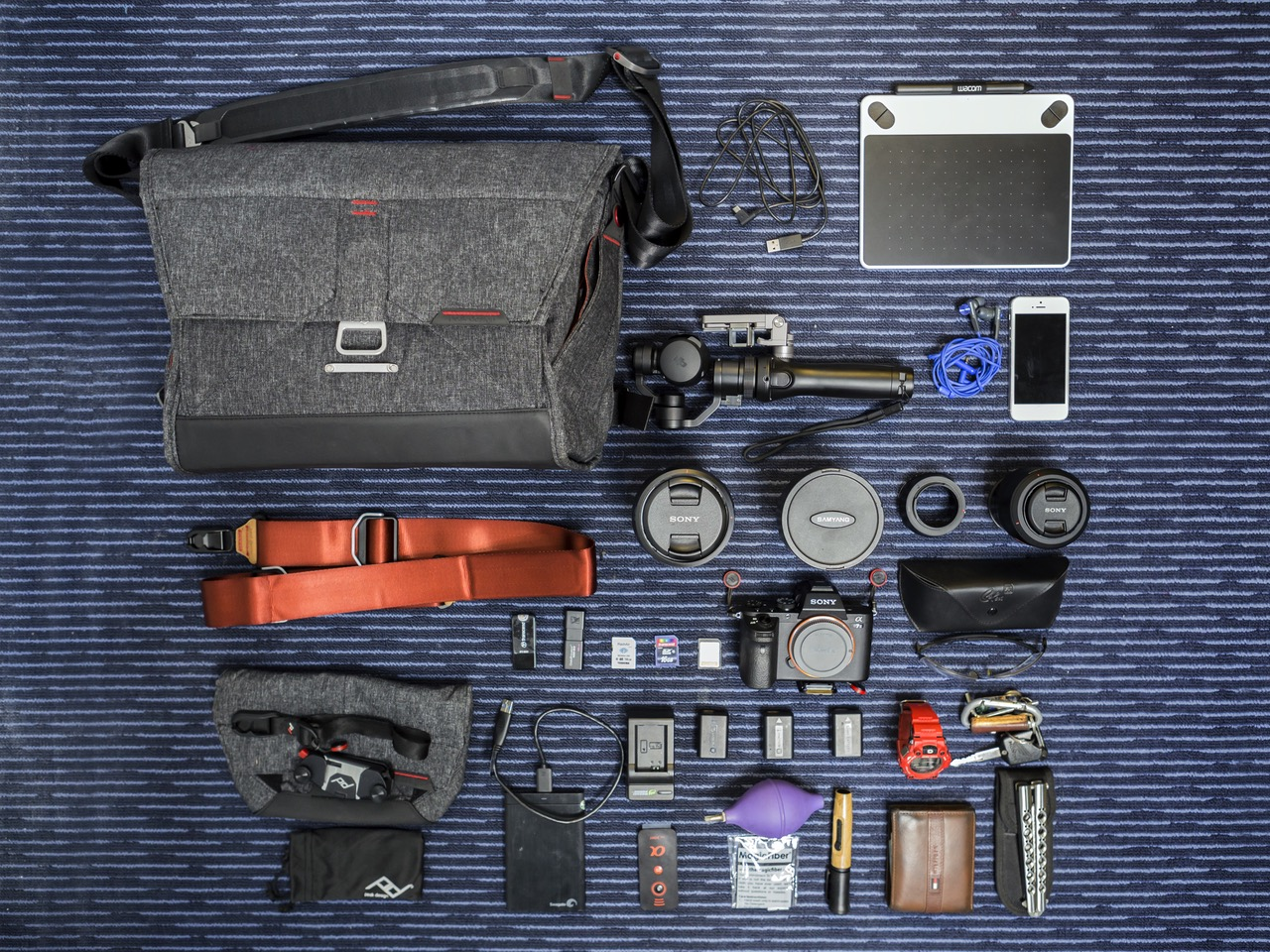 landscape photography gear accessories