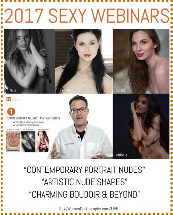 nude model photography