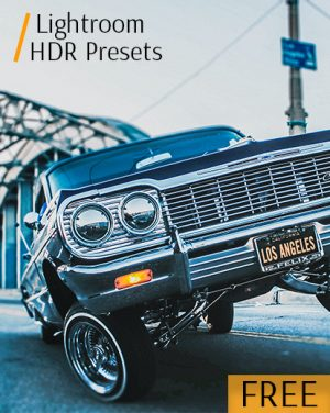 Free HDR Lightroom Presets