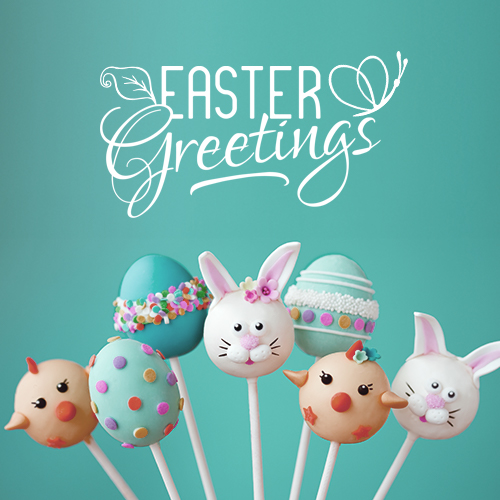 easter greeting card images