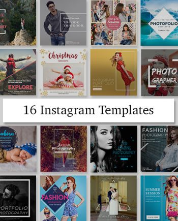editable Instagram templates