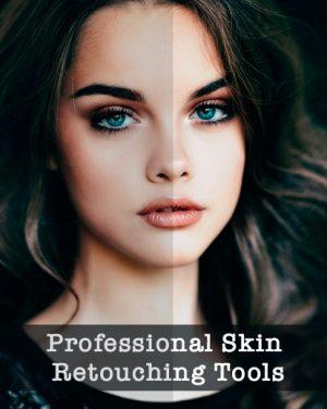 photoshop skin retouching brushes