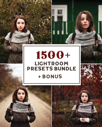 best lightroom preset bundle- feature image