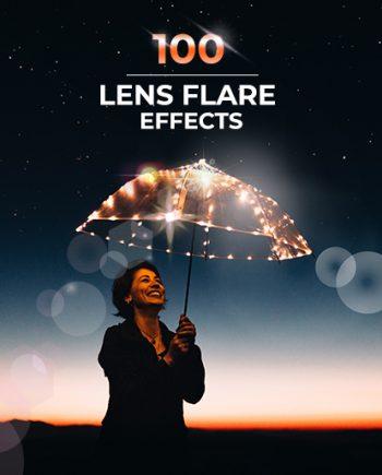 lens flare pack
