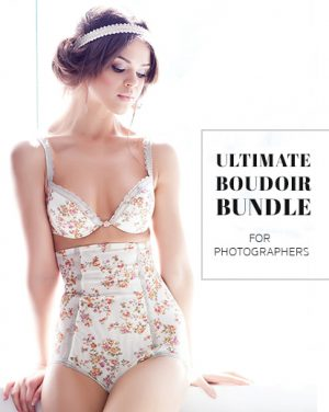 beautiful boudoir photography banner
