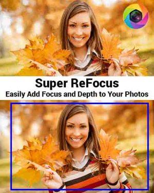image focus software