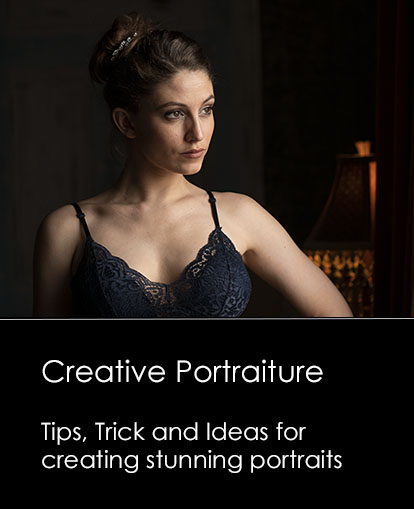 creative portrait photography featured