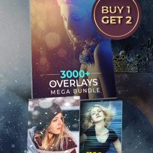 Buy 1 Get 2 Offer - Photo Overlays Bundle