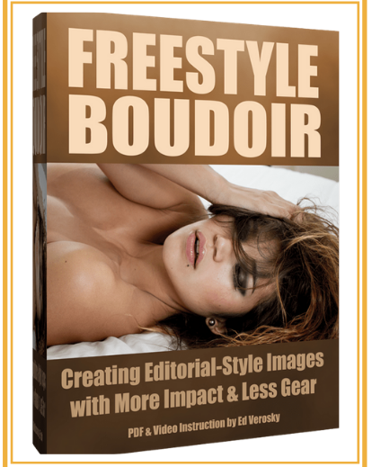 Freestyle Boudoir Photography Guide