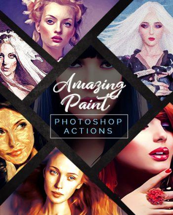 amazing painting effects bundle