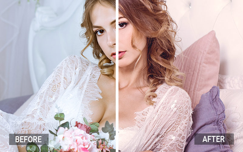 boudoir photoshop actions sample