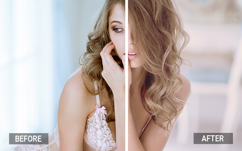 15 Free Boudoir Photoshop Actions