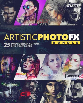 photoshop photo effects banner