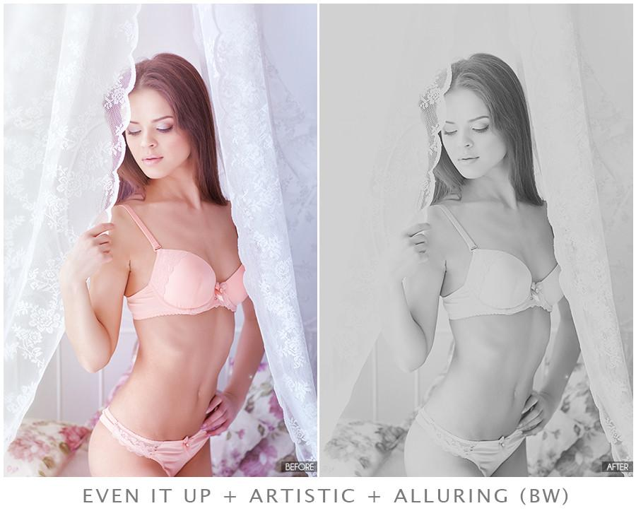 boudoir photoshop actions img1