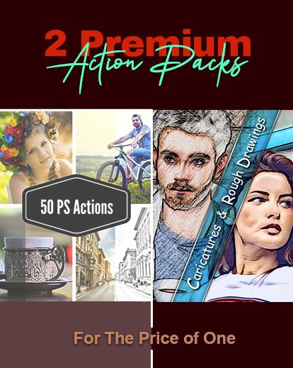 2 premium action packs