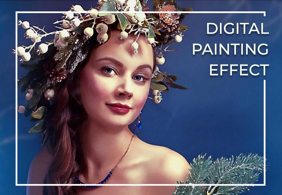 Digital Painting digital main