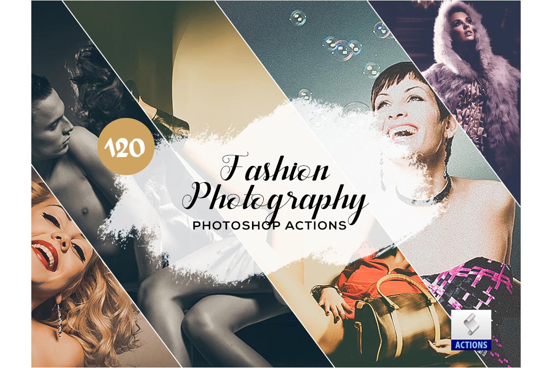 fashion photoshop actions fashion photography