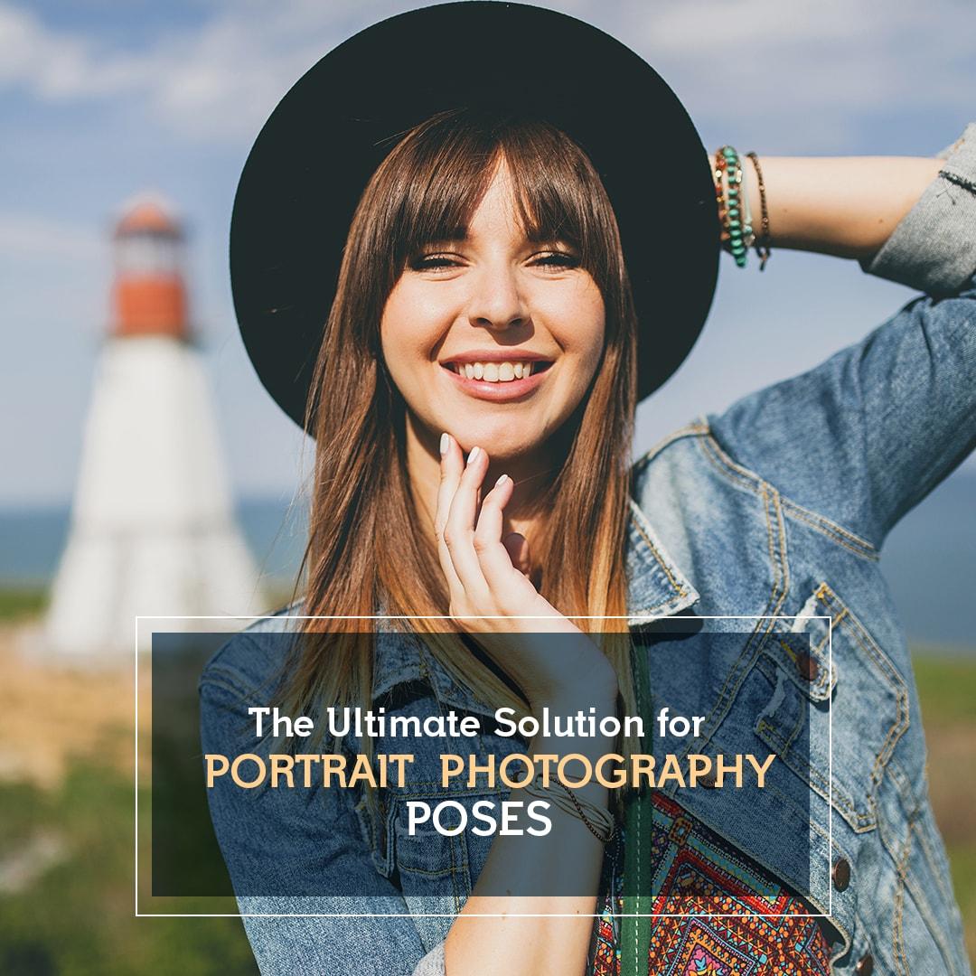 portrait photography poses