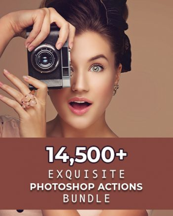 fashion photoshop action