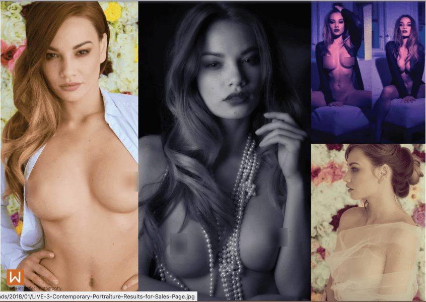 nude photography bundle1