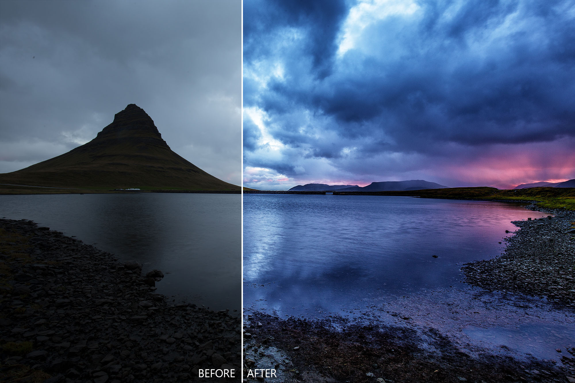 travel photography before & after 12