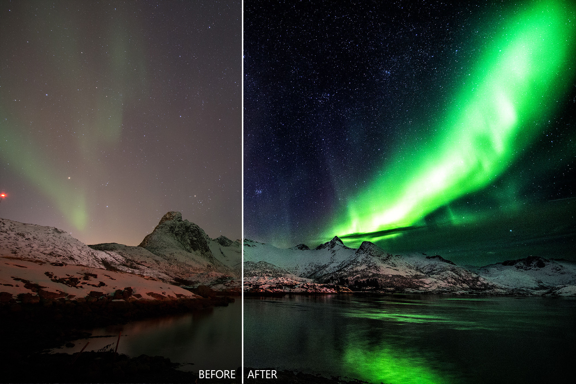 travel photography before & after 14