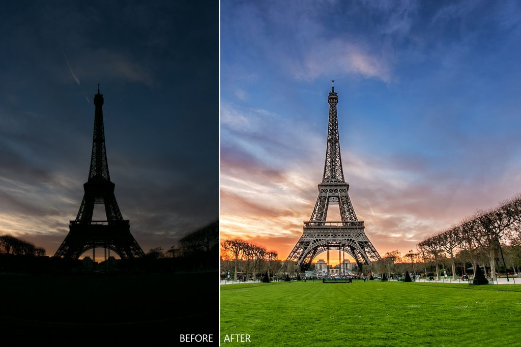 travel photography before & after 17