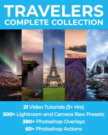 travel photography complete collection.