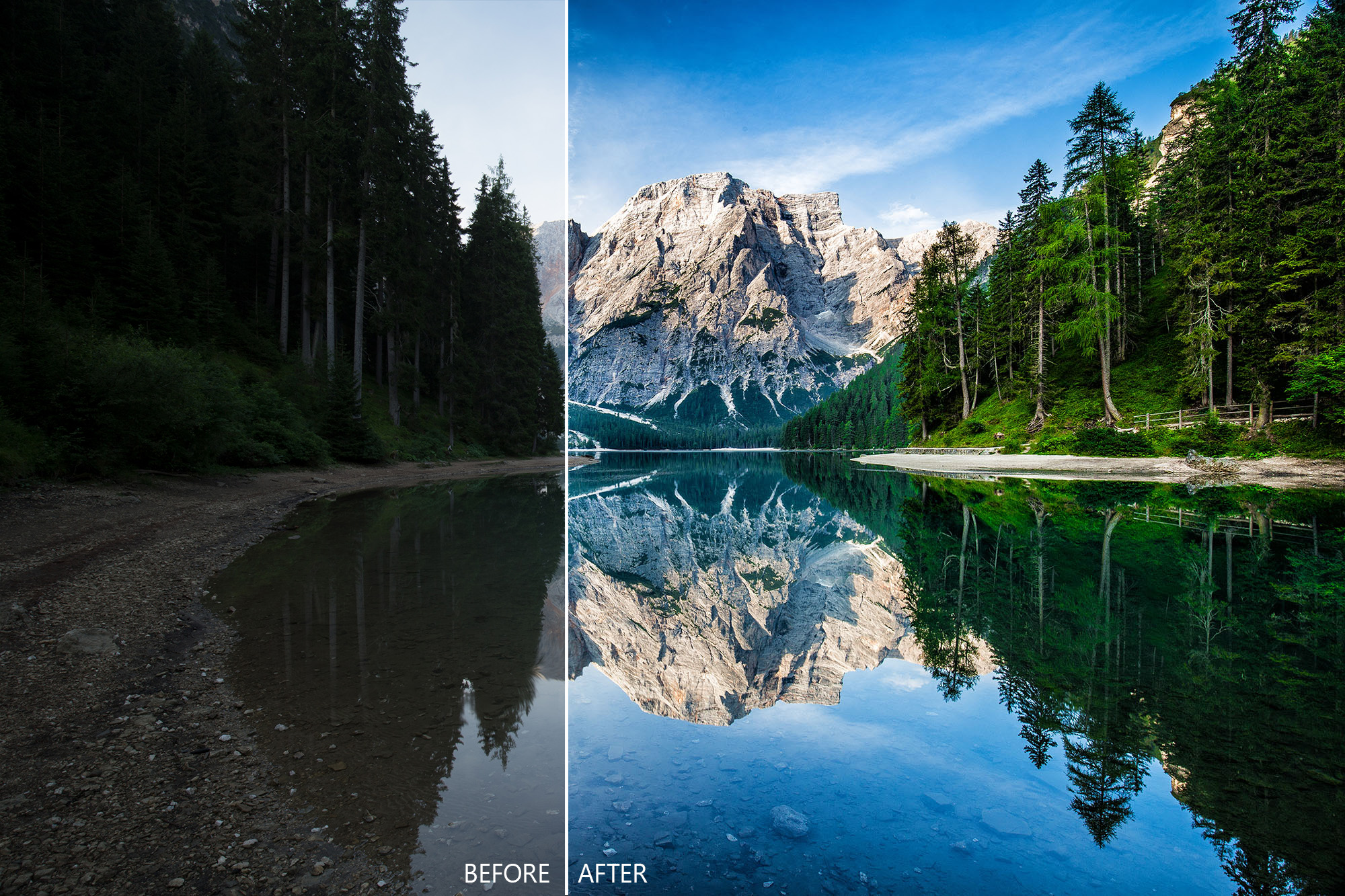 travel photography before & after 7