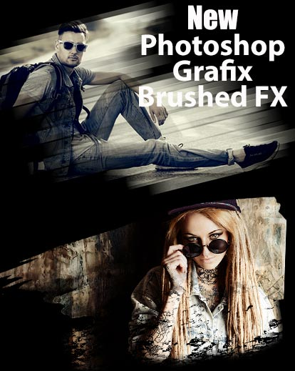 graphics photoshop actions