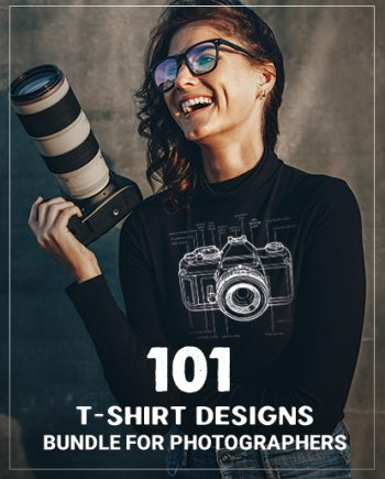 photography t-shirts feature image