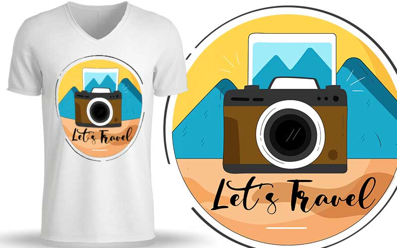 photography t-shirts mock up 6
