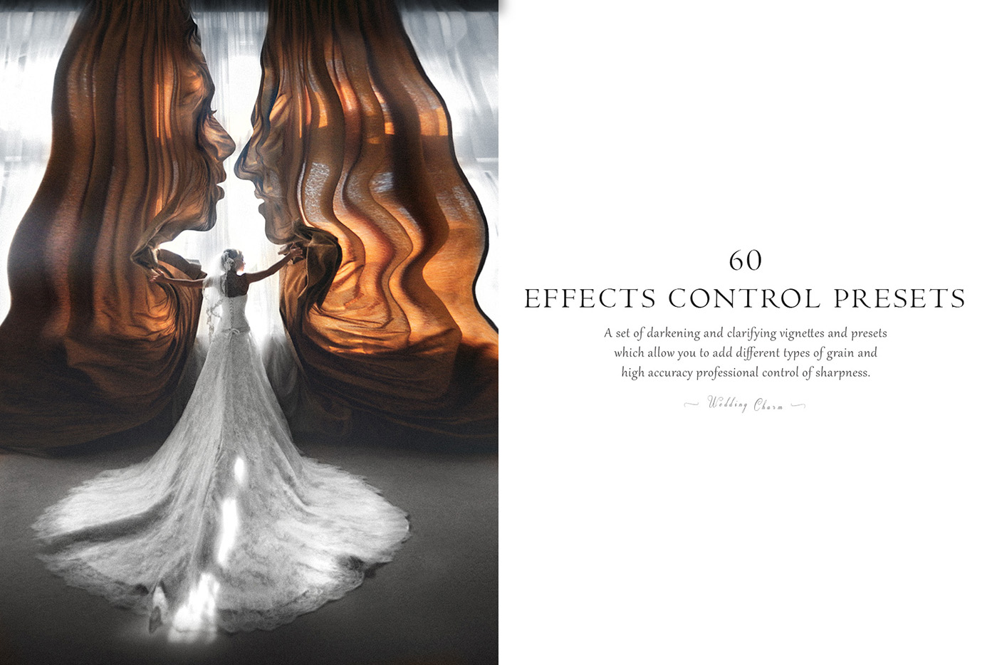 lightroom wedding presets common info table effects