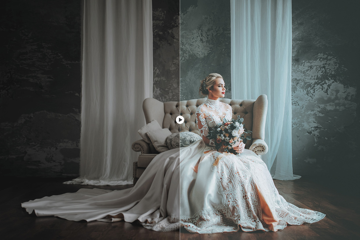 lightroom wedding presets common info tableMatte